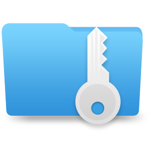 والمجلدات بياناتك Wise Folder Hider wisefolderhider-icon