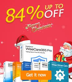 WiseCleaner Hot Deal