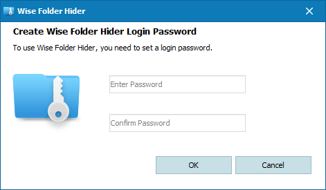 Password hider