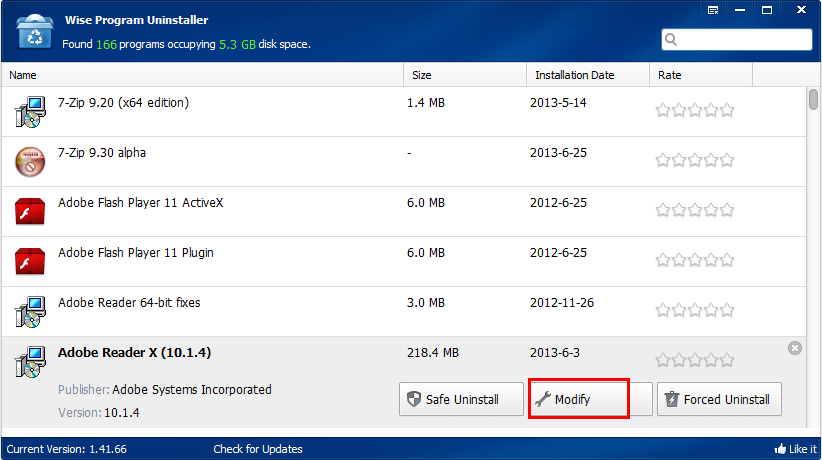 The User Guide of Wise Program Uninstaller --- How to