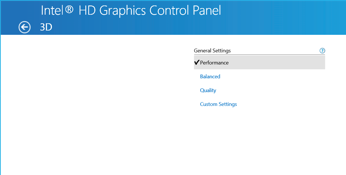 How to Improve Intel HD Graphics Performance