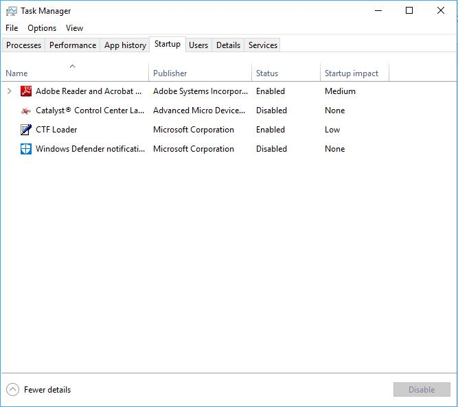 How to Add Startup Apps in Windows 10