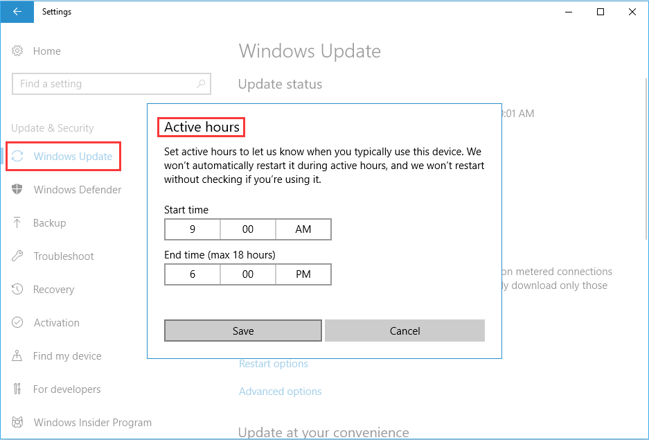How to Fix Windows Update Issue
